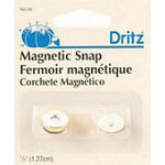 Magnetic Snap Gold 12