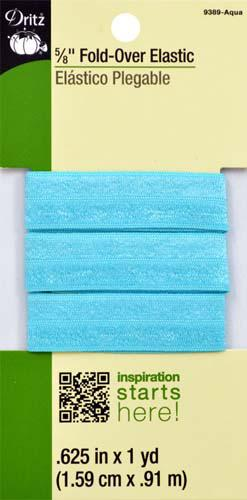 58 Fold Over Elastic