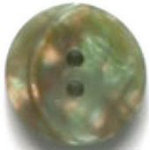 Beige Pearl Step 2-Hole Fashion Buttons 1116
