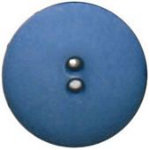 Fashion Buttons 1 1/8 (28MM) Blue