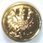 Fashion Buttons 1889 24k gold plating