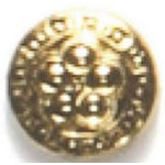 Antique Gold Plated Fashion Buttons 916