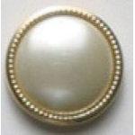 Fashion Buttons 200 24k gold plating 2pk