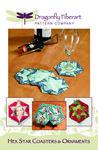 Hex Star Coasters Pattern