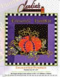 Enchanted Pumpkin Pattern for Machine Emb. by Claudia's Creations^