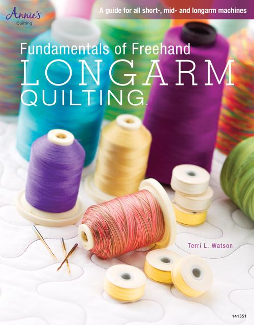 Fundamentals of Freehand Longarm Quilting Book