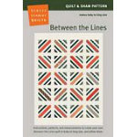 Between the Lines Quilt Pattern by Denyse Schmidt