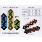 DSY-DSY177 Twist And Turn Table Runner