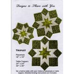 Triplet - Designs to Share With You - DSY212