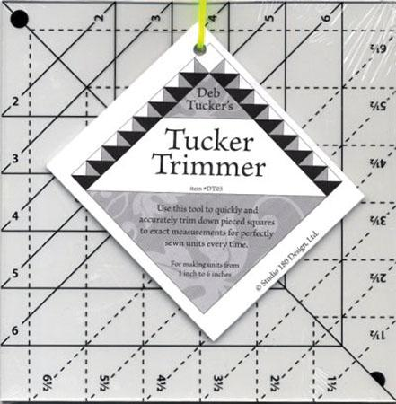 Deb Tucker Trimmer Template
