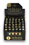 Display Lip Butter tubes, 36 assorted Flavors