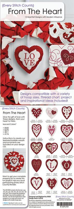 ESC From the Heart CD