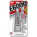 E6000 - 1oz w/ Precision Tips