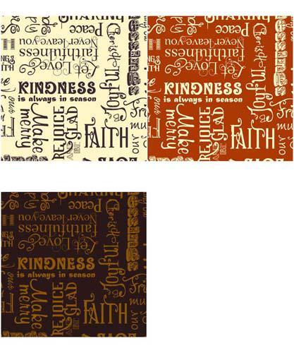 Blessings III-Words, Orange Fab:Blessings III-Words