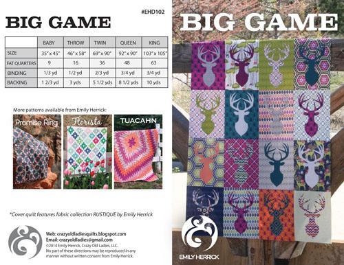 Big Game Pattern