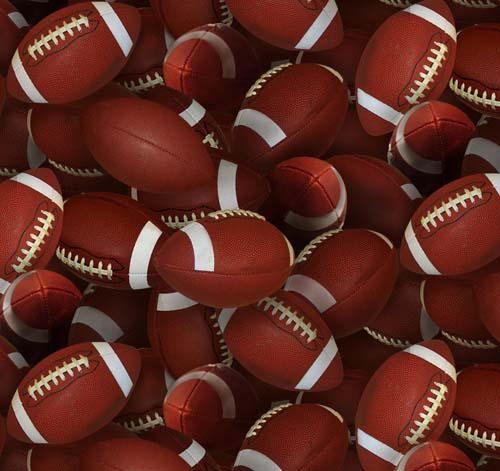 Sports Collection by Elizabeths Studio - Footballs
