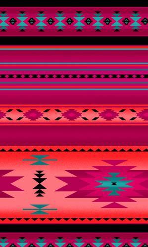Tucson-Blanket Pink