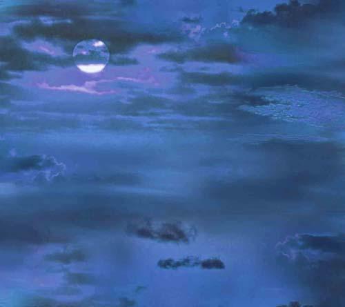 Elizabeth's Studio Landscape Medley -326-BLUE