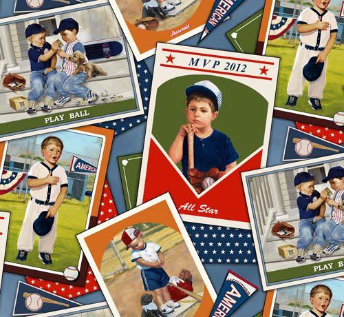 Future All Stars-Baseball Cards
