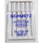 Schmetz Elna Chrome sz80 5pk