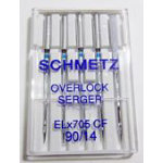 Schmetz Serger Needles ELx705