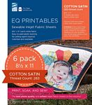 EQ Printables Prem Cotton Sati