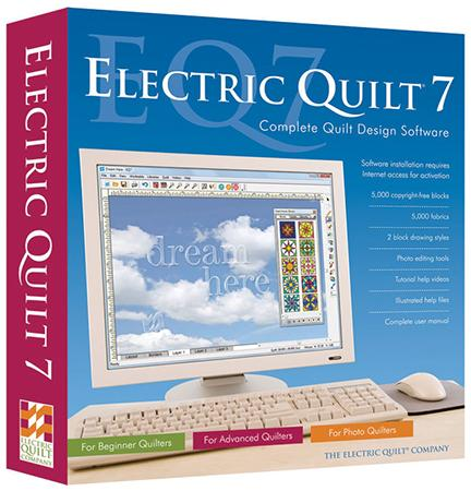 EQ 7 Quilt Design Software