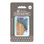 Glass Head Pins 100/pack ESCGPP by EverSewn