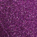 Glitter Fabric 27 in x 11.8 in Amethyst