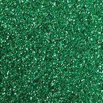 Glitter Fabric 27 in x 11.8 in Emerald