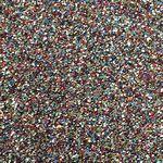 Glitter Fabric 27 in x 11.8 in Opal