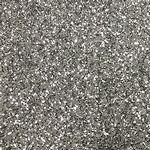 Glitter Fabric 27 in x 11.8 in Silver