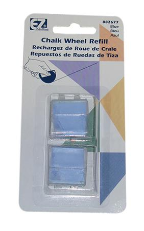 Dritz Chalk Wheel Refill Blue