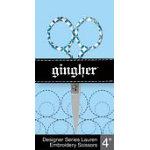 Gingher 4 Emb Scissors