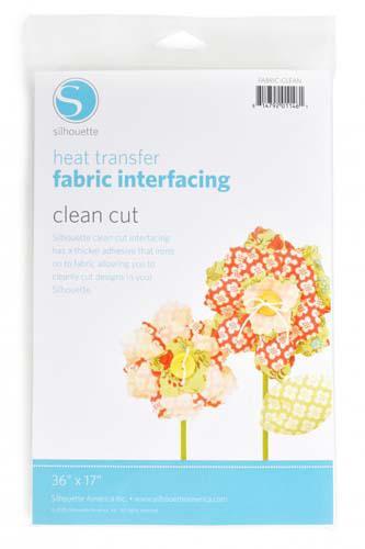 Fabric Interfacing Clean