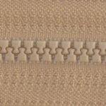 art.1730 Fastrak Vislon Zipper 30 Bone