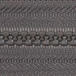 Fastrak Vislon Zipper 30 Grey