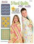 3-Yard Quilts for Kids - Fabric Cafe - 031541