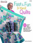 Fast & Fun 3 Yard Quilts Pattern Book