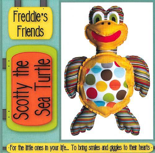 Scotty the Sea Turtle Scotty the Sea Turtle