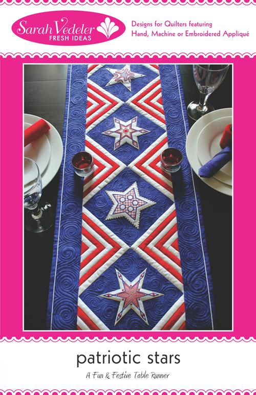 Patriotic Stars Fresh Ideas