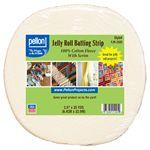 Batting Jelly Roll Strip 2.5 in x 50 yds