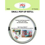 The Fat Quarter Small Pop Up Refill