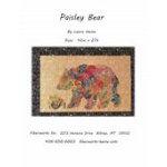 Paisley Bear by Laura Heine  *20