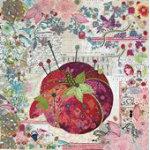 Mini Pincushion Collage Pattern By Laura Heine