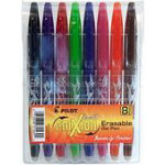 Frixion Erasable Gel Pen Assorted Pack