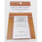 Needle Groz-Beckert 130/705HLR 100/16 Leather