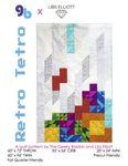 Retro Tetro Quilt Pattern - Geeky Bobbin & Libs Elliott