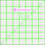 Good Measure Ruler 7 x 7