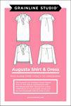 Augusta Shirt and Dress Pattern
